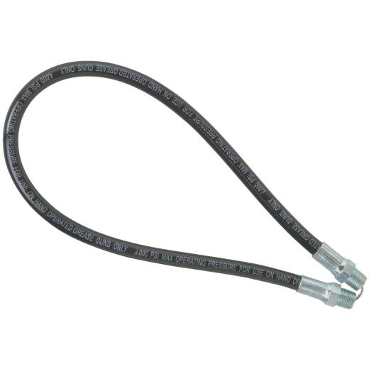 "Plews Lubrimatic 18"" 10,000 Psi Grease Hose"
