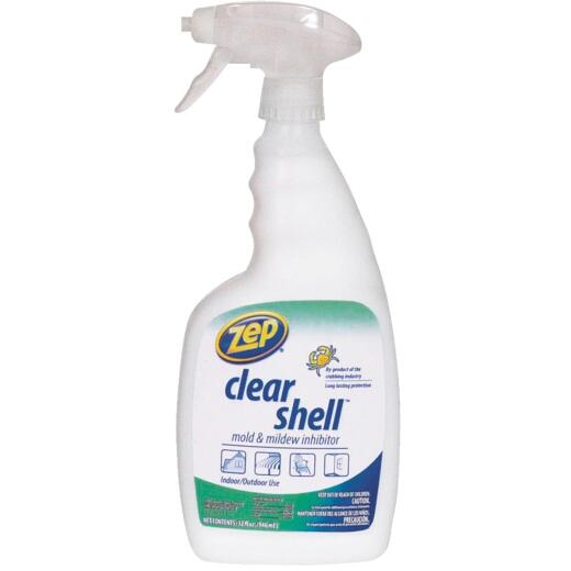 Zep Clear Shell 32 Oz. Mold and Mildew Inhibitor