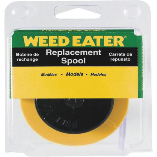 Weedeater 0.065 In. x 25 Ft. Round Trimmer Line Spool