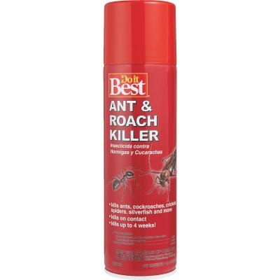 Do it Best 16 Oz. Aerosol Spray Ant & Roach Killer