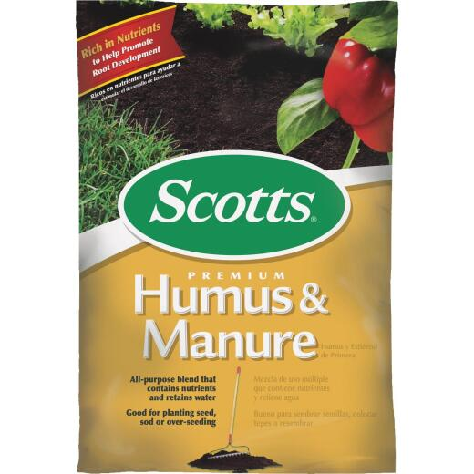 Scotts Premium 0.75 Cu. Ft. Humus & Manure