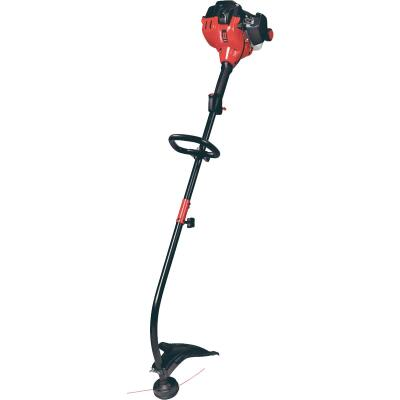 Troy-Bilt TB22EC 17 In. 25CC 2-Cycle Curved Gas String Trimmer